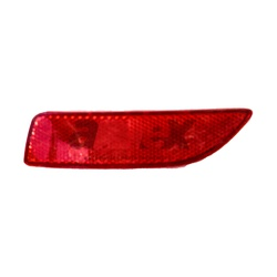 Rear Reflector Toyota Corolla ZRE 2012 Onwards LHS