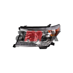 Head Lamp Toyota Land Cruiser FJ200 2012 Onwards Xenon LHS