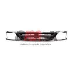 Grille Toyota Hilux LN145 2000 Onwards Chrome