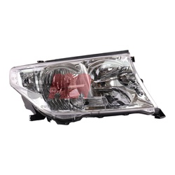 Head Lamp Toyota Land Cruiser FJ200 2008 Onwards RHS