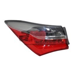 Back Lamp Toyota Corolla ZRE 2018 Onwards Lhs