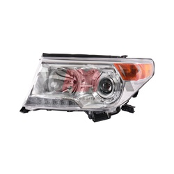 Head Lamp Toyota Land Cruiser FJ200 2012 Onwards LHS