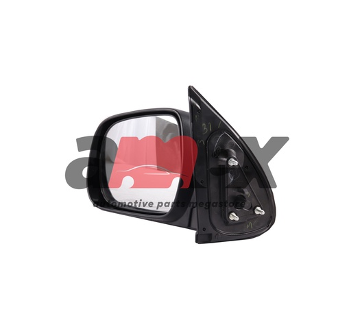 Side Mirror Toyota Hilux Vigo Manual Genuine 2004 - 2012 LHS