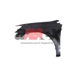 Front Fender Volkswagen Polo 2009 Onwards LHS